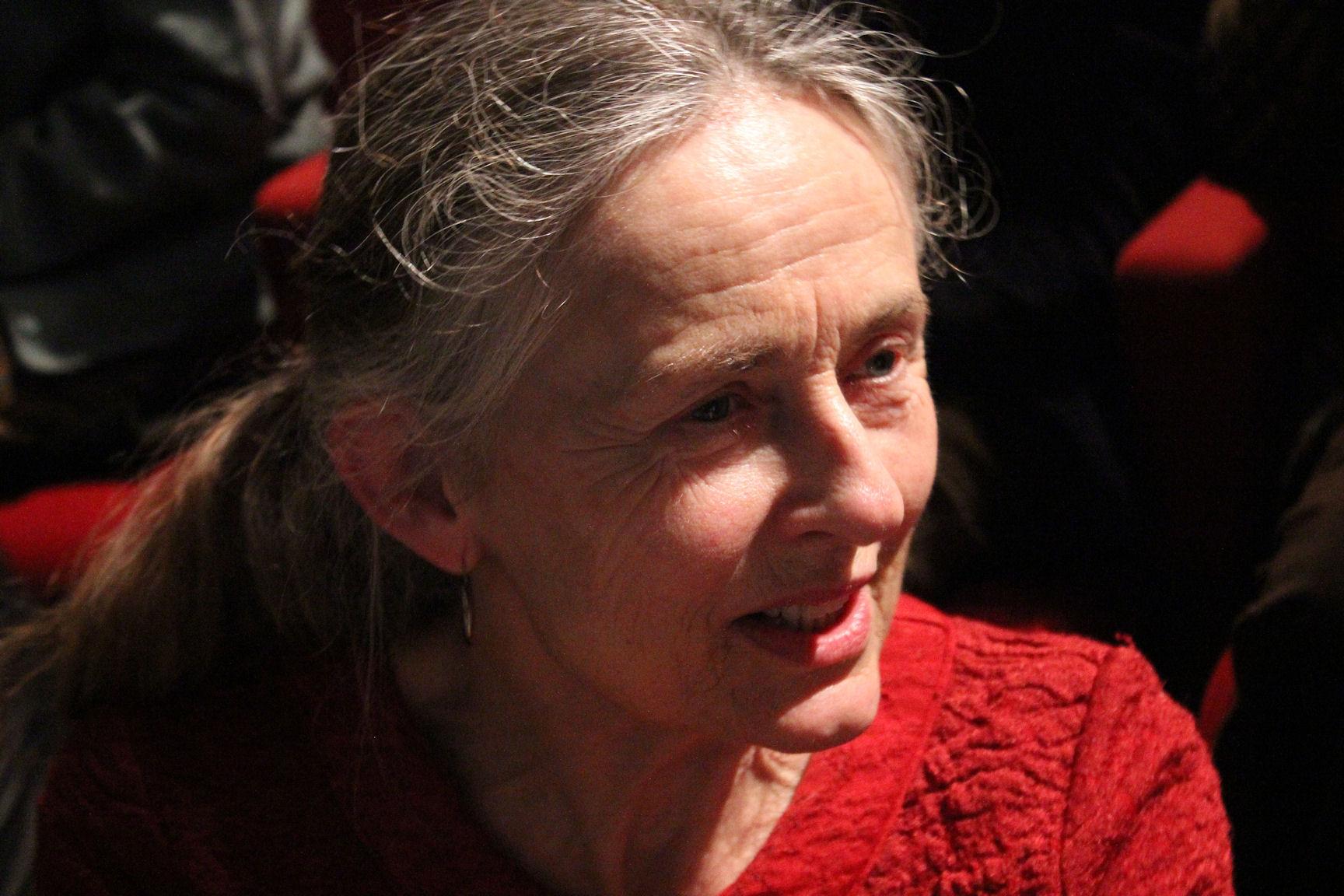 Afscheidsfeest Heleen van den Berg Vrijdagtheater 14 dec 2014